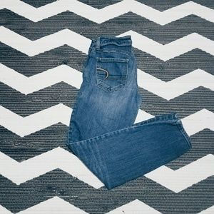 American eagle stretch denim